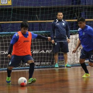 Selección nacional de Futsal