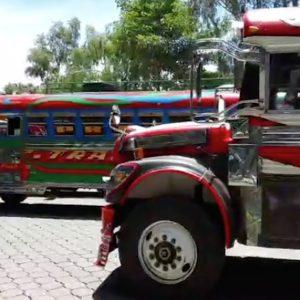 Buses de Villa Canales.