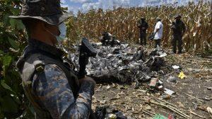 Aeronave se accidenta en Guatemala