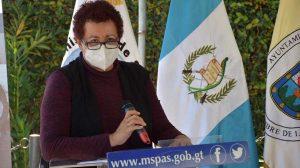 Ministra Amelia Flores