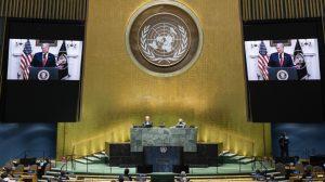 Asamblea General de la ONU 2020