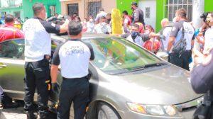 tres muertos por ataque armado en zona 7