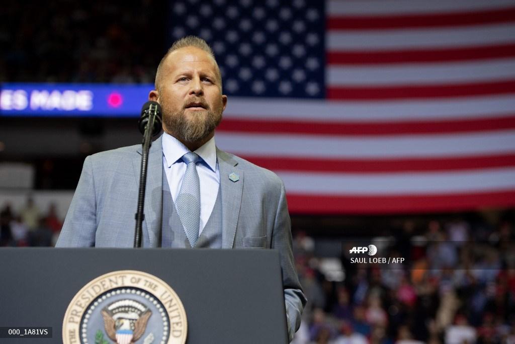 Brad Parscale, exjefe de campaña del presidente Donald Trump