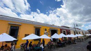 Corredor Gastronómico Cultural en La Antigua Guatemala