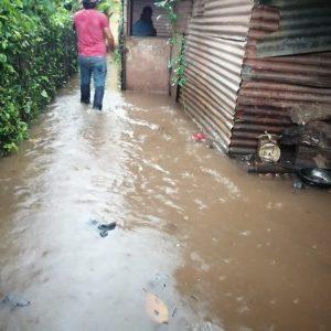 incidentes por lluvias