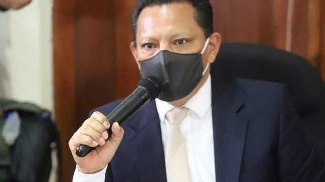 Diputado Armando Castillo