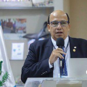 Ernesto Morales, viceministro de Economía