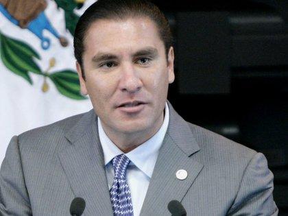 Fernando Colunga y Rafael Moreno