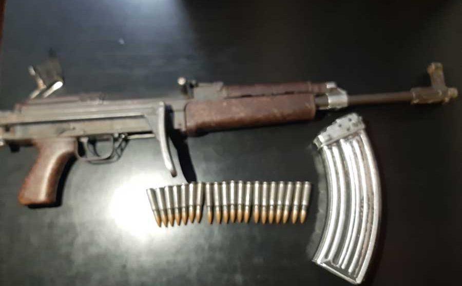 Fusil de agente de Presidios