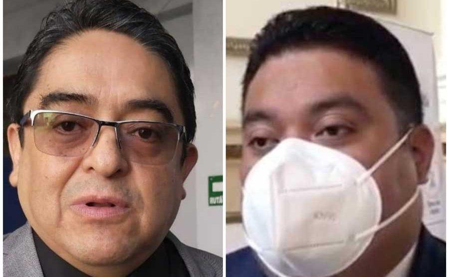 Jordán Rodas y Allan Rodríguez