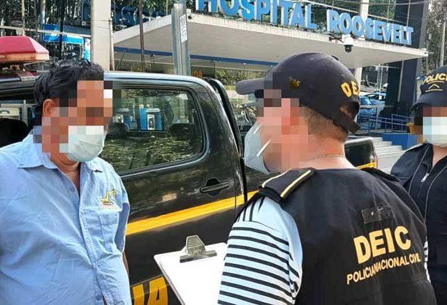 Juan Antonio Díaz Reyes es capturado