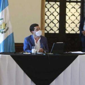 Luis Miguel Martínez, director de Centro de Gobierno