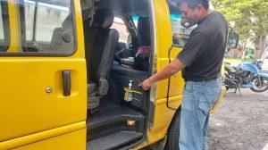 Microbuses de Mixco