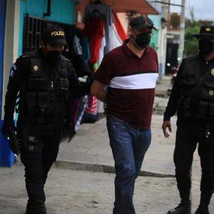 Presunto narcotraficante es capturado