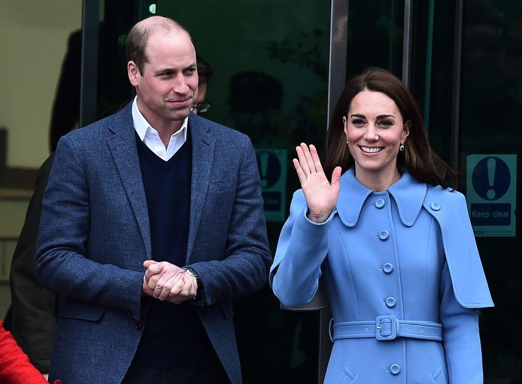 Principe William y Kate
