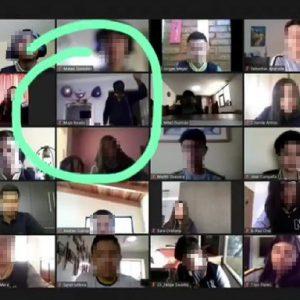 Roban casa de alumna mientras recibía clase virtual