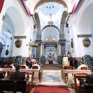 Te Deum en Catedral Metropolitana