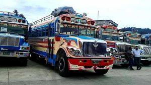 Transporte de Totonicapán