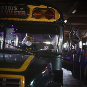 Sistema de transporte público.
