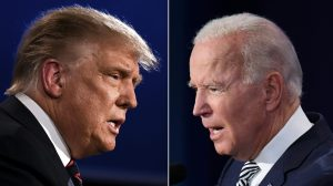 Primer debate entre Donald Trump y Joe Biden
