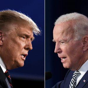 Primer debate entre Donald Trump y Joe Biden