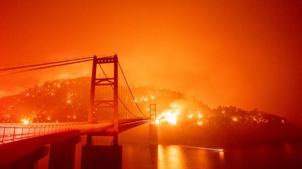 Incendios en San Francisco