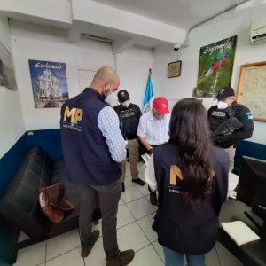 "MP investiga el caso ""Semuy II"", que vincula al comandante César Montes."