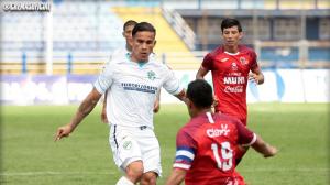 Comunicaciones y Malacateco empatan sin goles