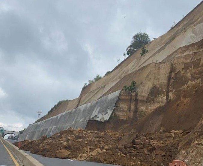 La Fiscalía contra la Corrupción del Ministerio Público (MP) investiga la construcción del Libramiento de Chimaltenango.