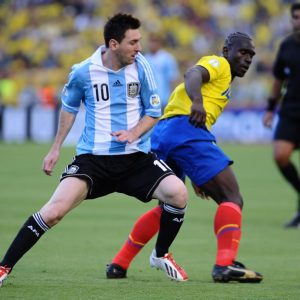 Eliminatorias de Conmebol hacia el Mundial de Catar 2022