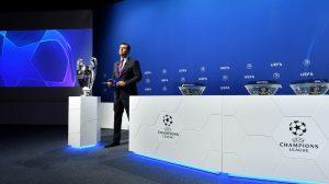 Ronda de grupos Champions League 2020-2021