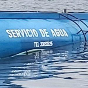 MP investiga contaminación en el lago Petén Itzá.