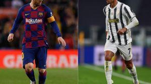 Mensajes del Barcelona y de la Juventus