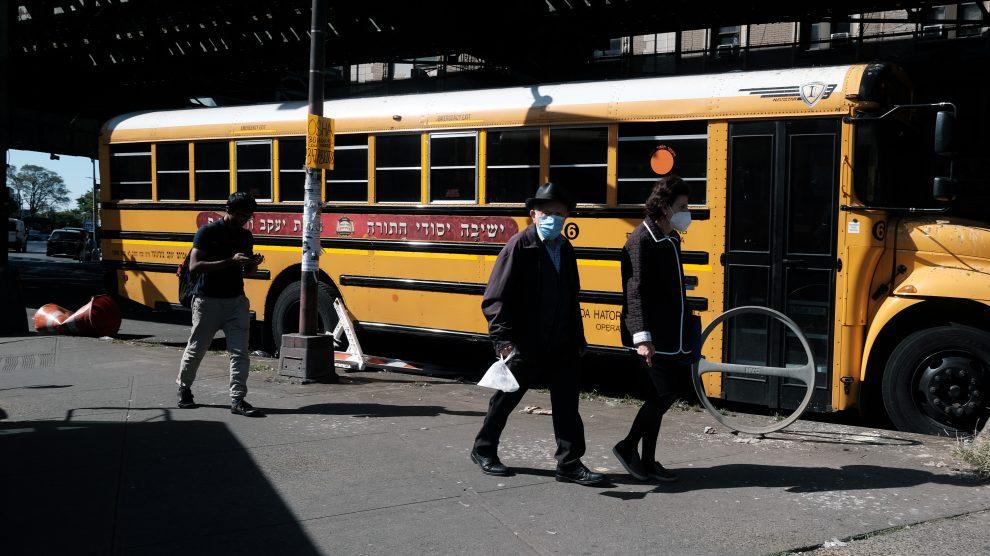 Nueva York cierra escuelas para frenar el virus