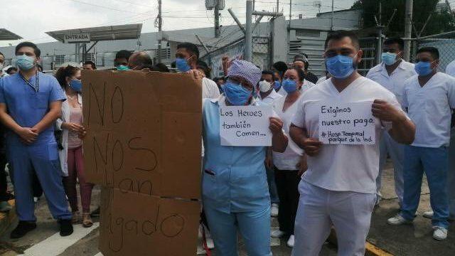 PDH da seguimiento a falta de pago de médicos del Parque de la Industria.