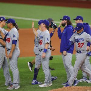 Los Dodgers ganan su segundo partido de la Serie Mundial