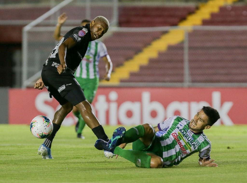 Resultado Independiente vs Antigua GFC, Liga Concacaf 2020