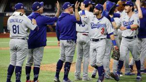 Resultado Rays vs Dodgers, quinto juego Serie Mundial