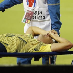 Santiago Arias será baja durante seis meses