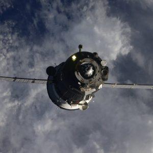 Nave Soyuz MS-17