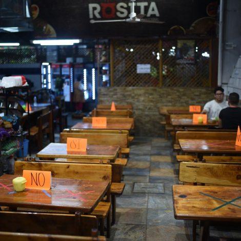 Comedores del Mercado Central