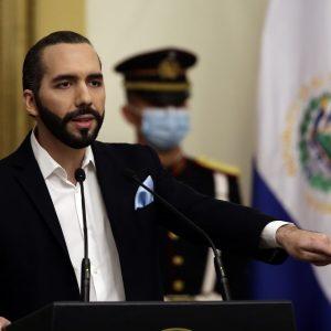 NayibBukele alcanza contundente respaldo en legislativas de El Salvador