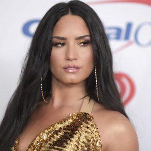 Tras grabar su primera escena de sexo, Demi Lovato presenta a ¿su novia?