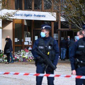 Asesinato de profesor en Francia