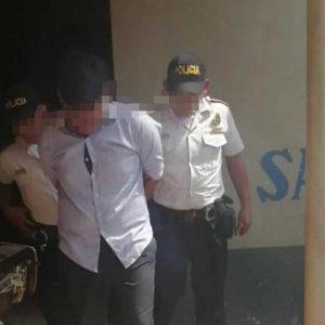 Edvin Sian Santos condenado por matar a su mamá