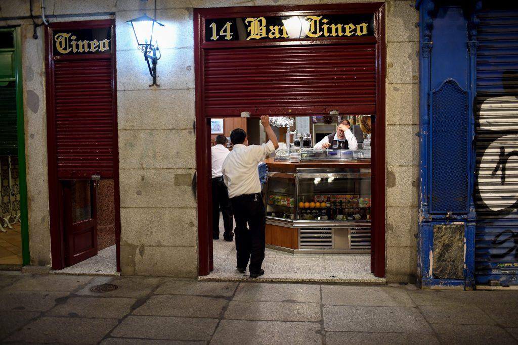 España toque de queda