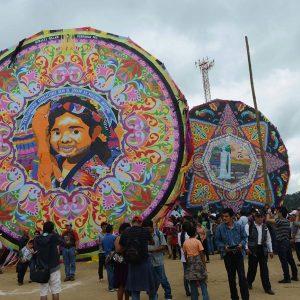 Festival de Barriletes Gigantes de Sumpango