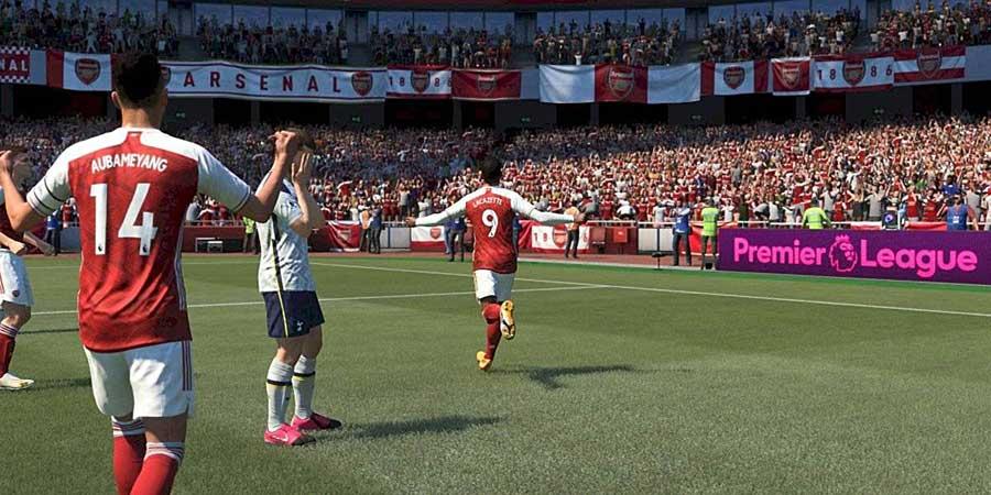 FIFA 21, videojuego