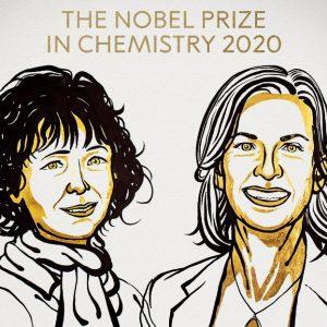 Emmanuelle Charpentier y Jennifer Doudna, ganadoras del Premio Nobeld de Química 2020