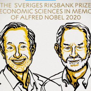 Paul Milgrom y Robert Wilson, ganadores del Premio Nobel de Economía 2020